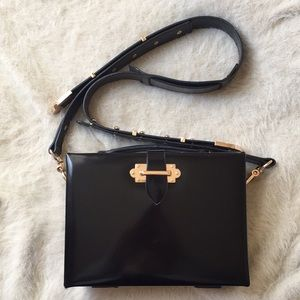 Zara Mini Trunk Bag